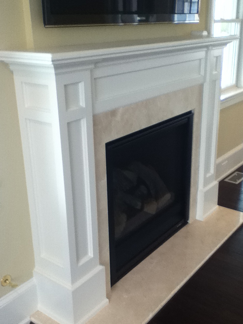 Fireplace Surround View 2