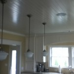 nantucket style v-groove ceiling