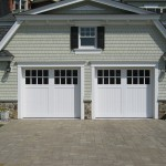 New custom home Cape May NJ – Garage