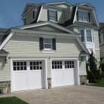 New custom home Cape May NJ – Garage View 2