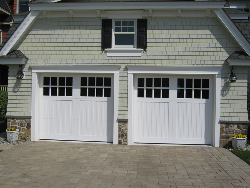 New custom home Cape May NJ – Garage View 3